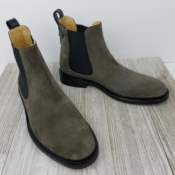 b31096db8bb8 George Brown BILT Suede Boots Fulton Chelsea